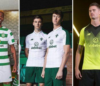 New Balance, le nuove maglie del Celtic 2019-2020