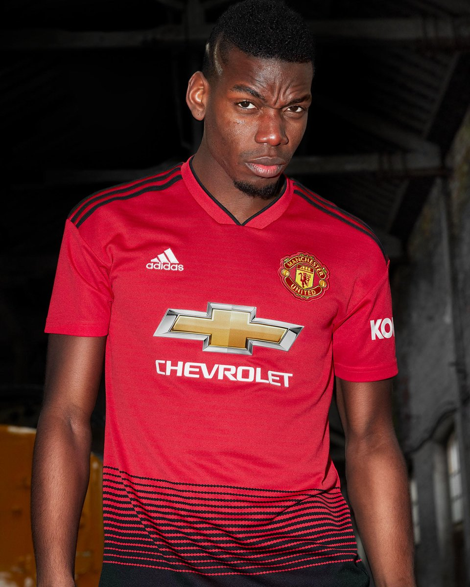 maglie manchester united 2018 2019 -2