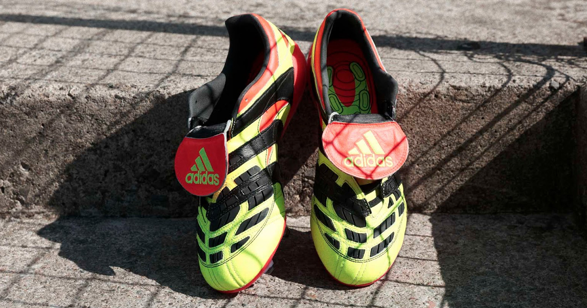 A volte ritornano: Adidas Predator Accelerator Electricity 2018