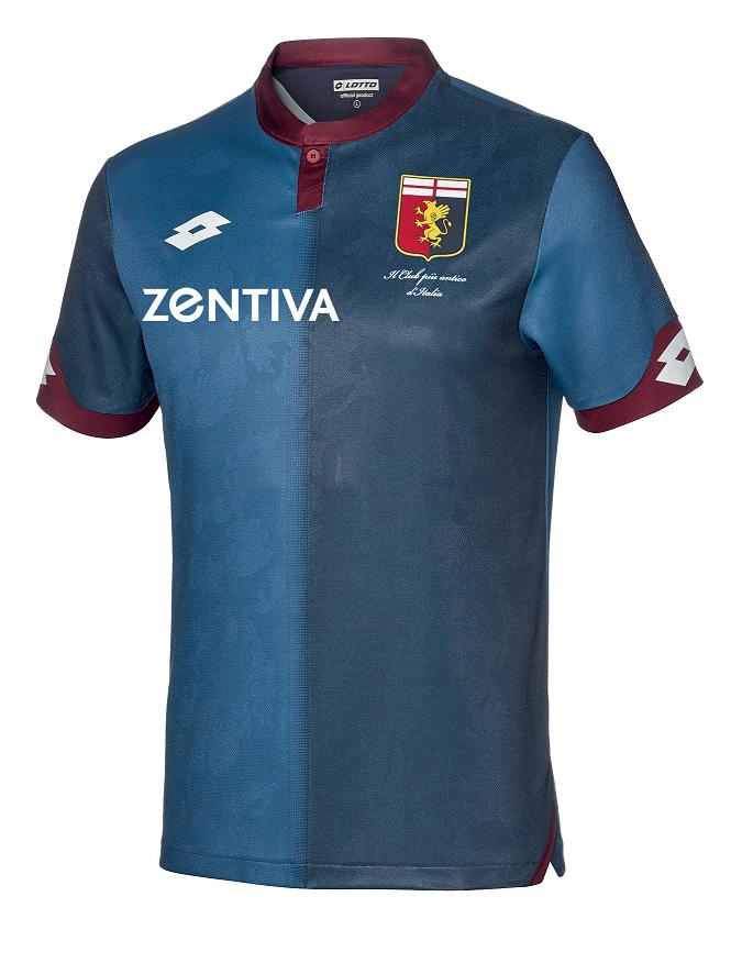 Maglie Serie A 2018 2019 Genoa 3