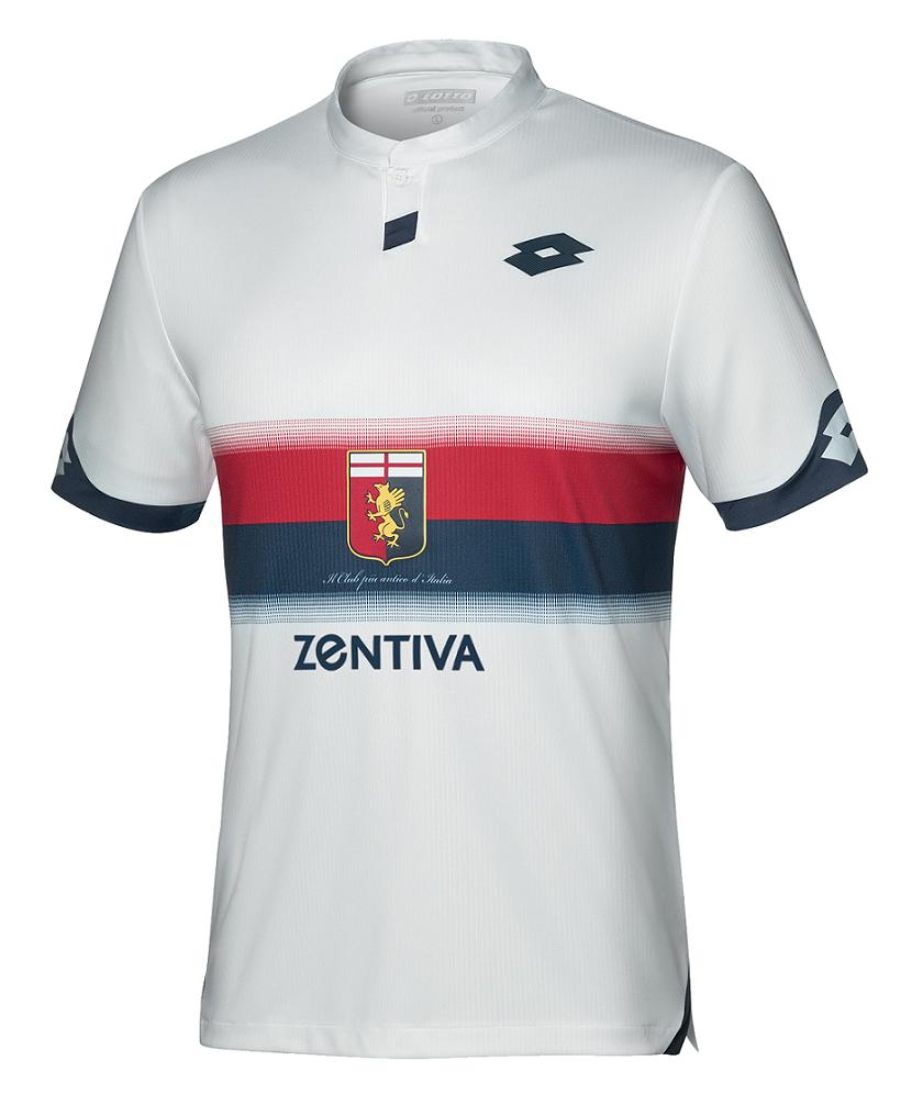 Maglie Serie A 2018 2019 Genoa A