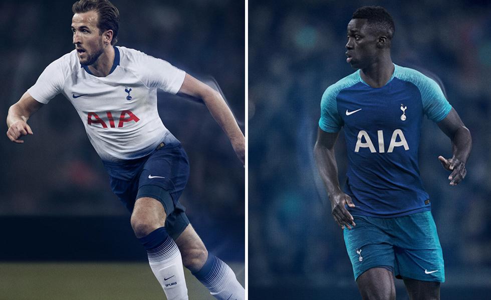 Built to Rise: Nike lancia le Maglie del Tottenham 2018 2019