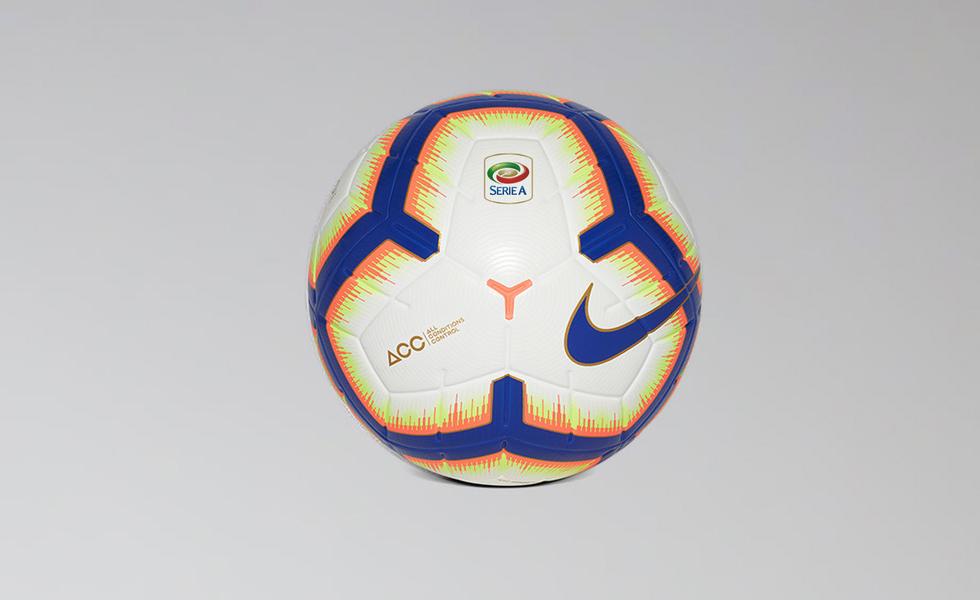 Nike Merlin: il pallone della Serie A 2018 2019
