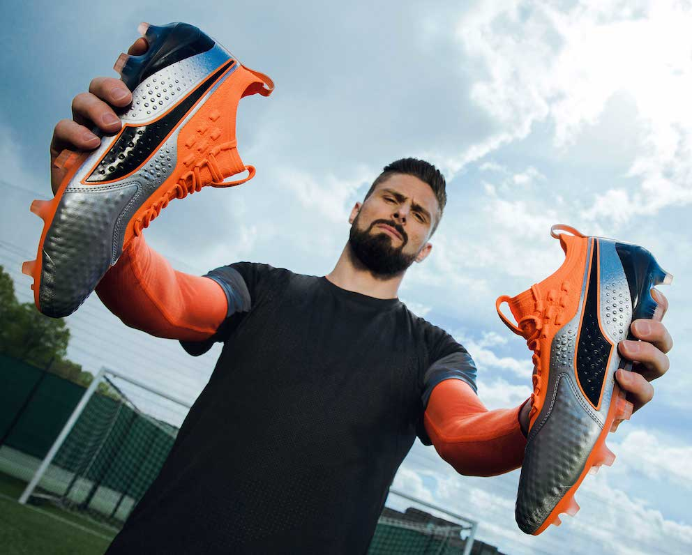 Puma ONE 1 Uprising Pack_Giroud