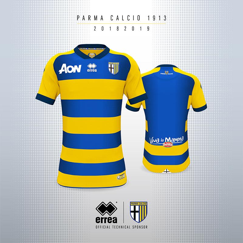 maglie calcio serie a 2018 2019 parma