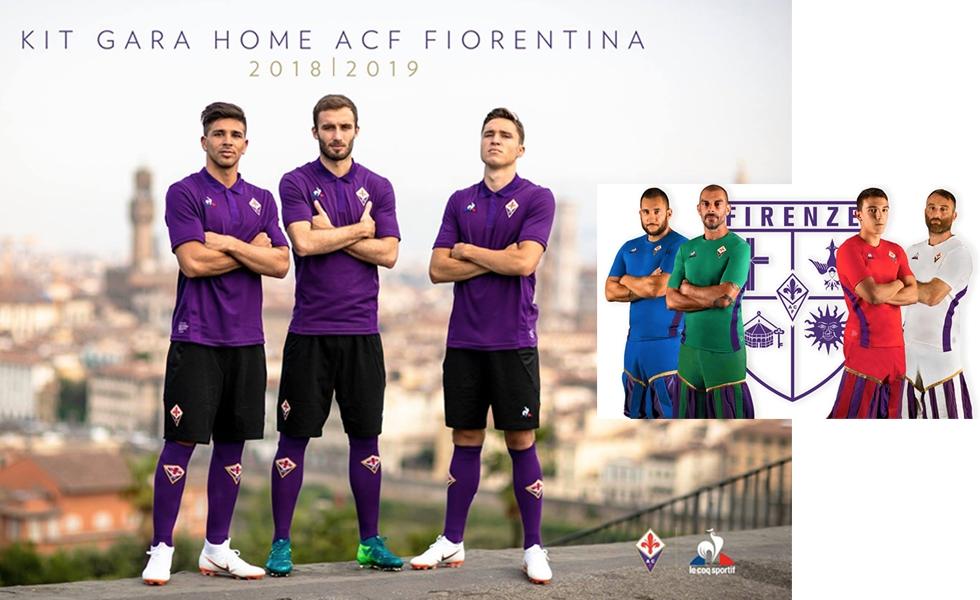 divisa Fiorentina originale