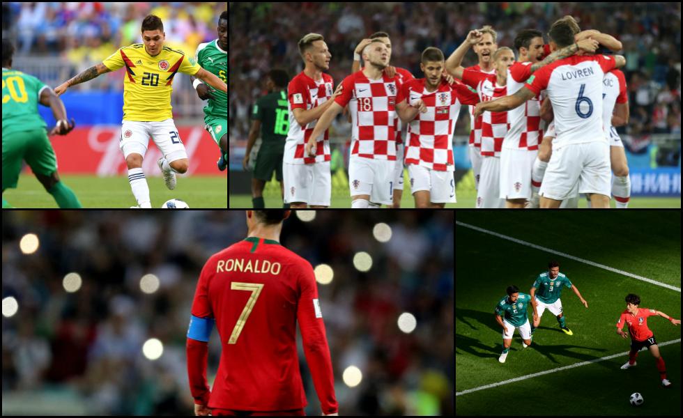 Le maglie più belle dei mondiali 2018 (FOTO)