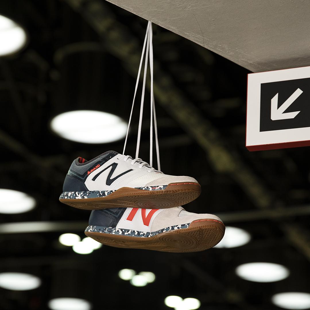 scarpe da calcetto new balance audazo 3