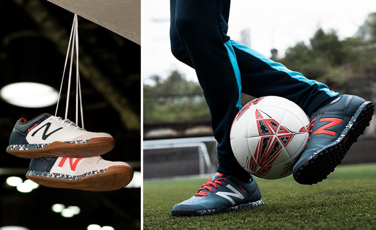 new balance calcetto