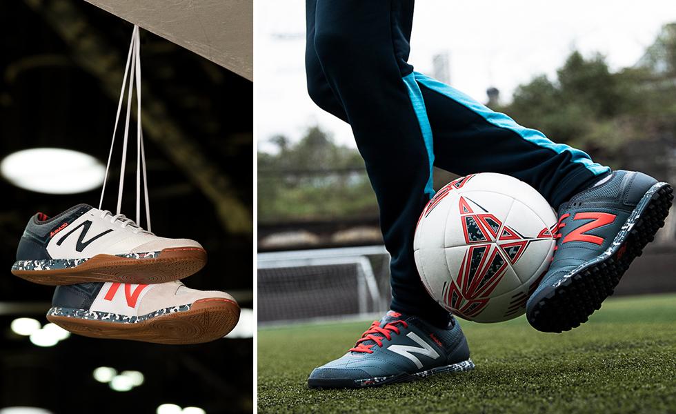 Calcio a 5, ecco le New Balance Audazo 3.0 Pro