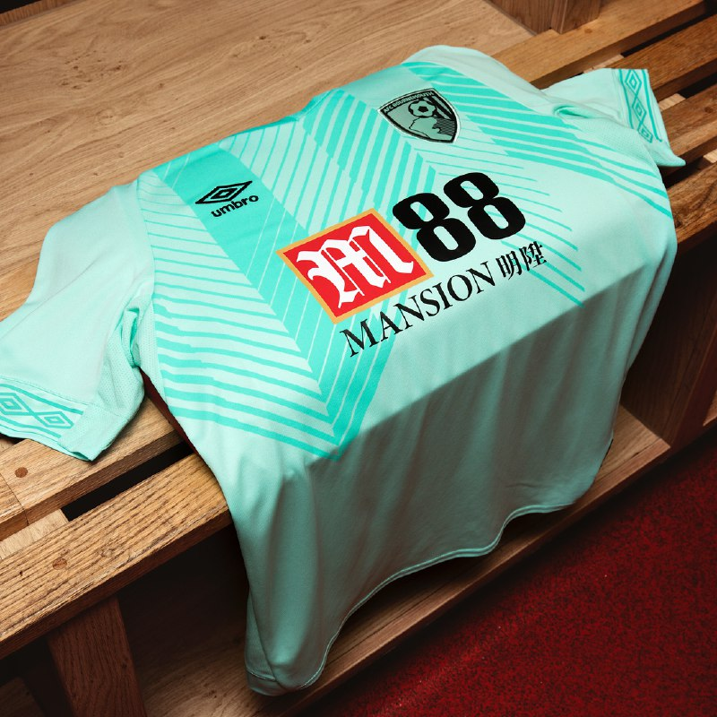 maglie premier league 2018 2019 bournemouth 3
