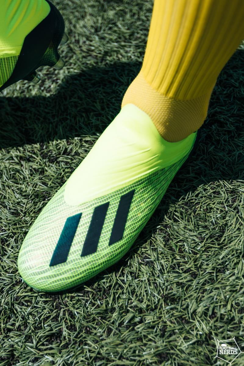 Recensione Adidas X 18