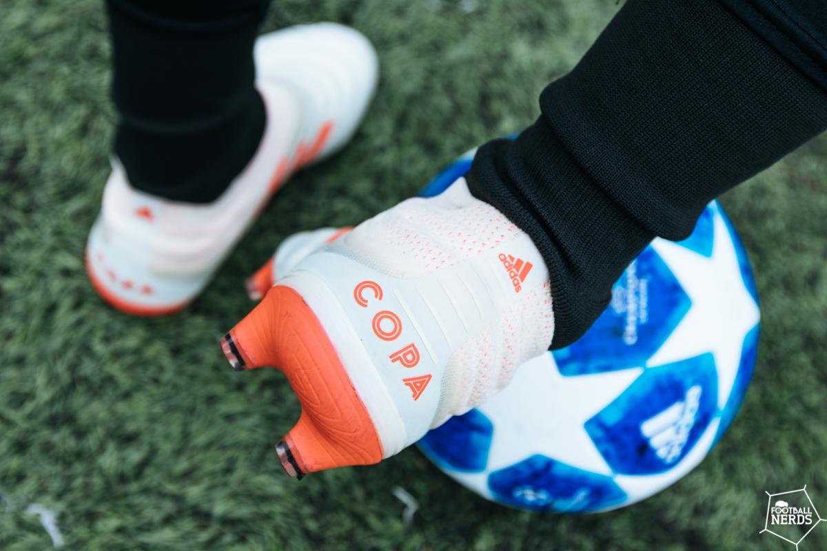 Recensione Adidas Copa 19