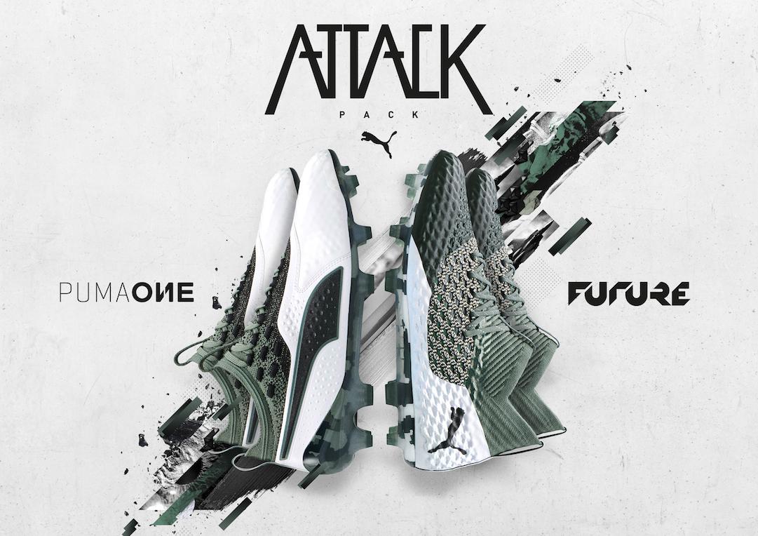 Puma Attack Pack
