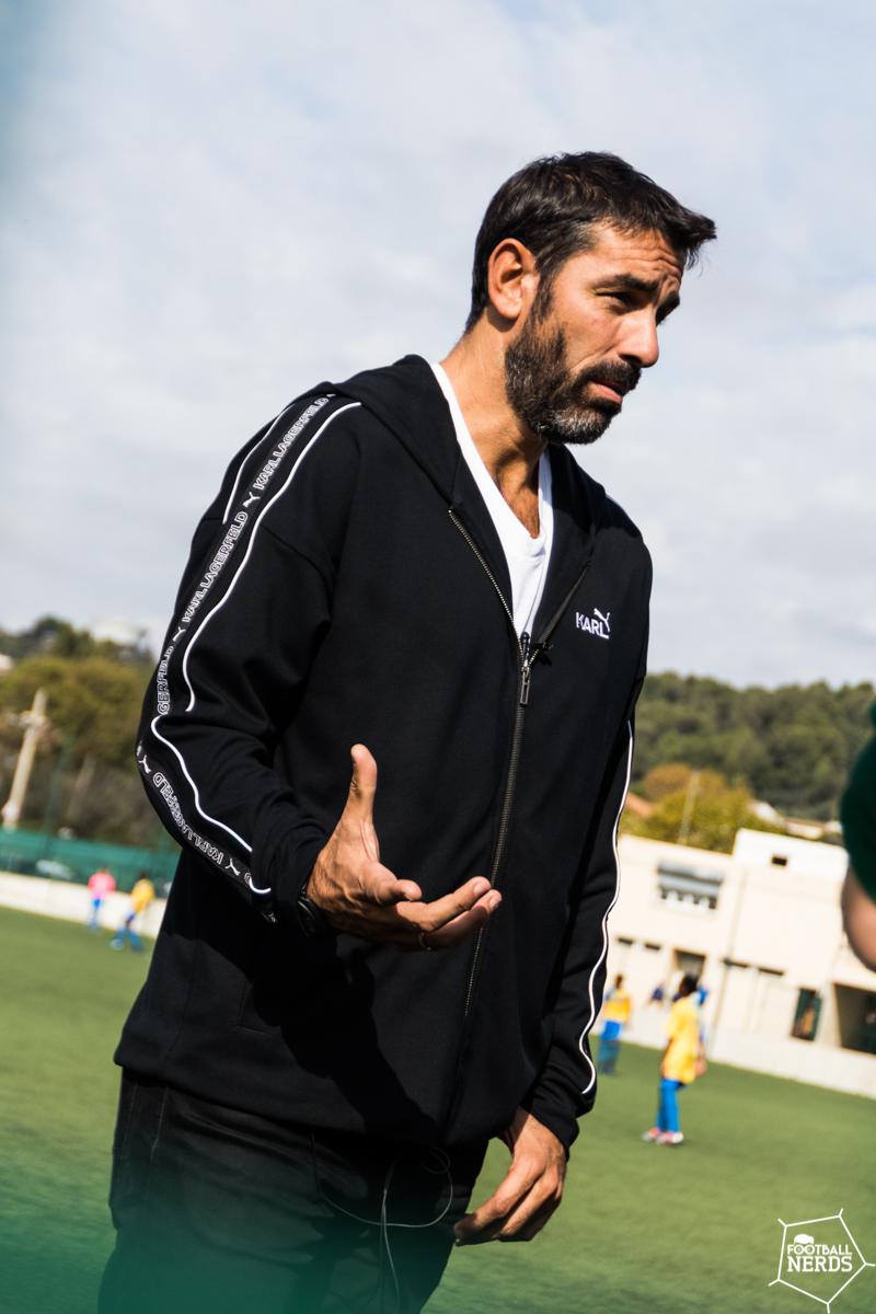 Robert Pires Puma Football
