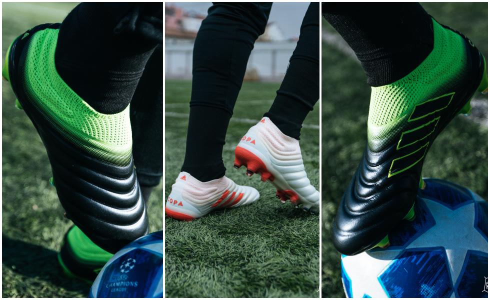 La recensione delle Adidas Copa 19+