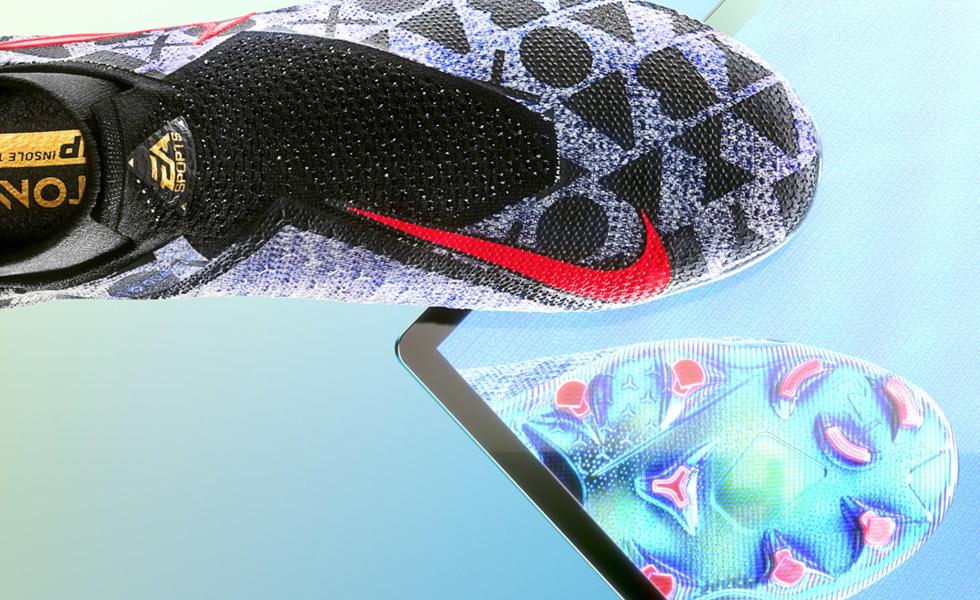 Nike Phantom Vision EA Sports per Bernardeschi e De Bruyne