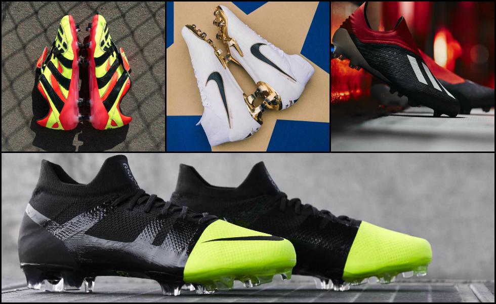 Le scarpe da calcio più belle del 2018