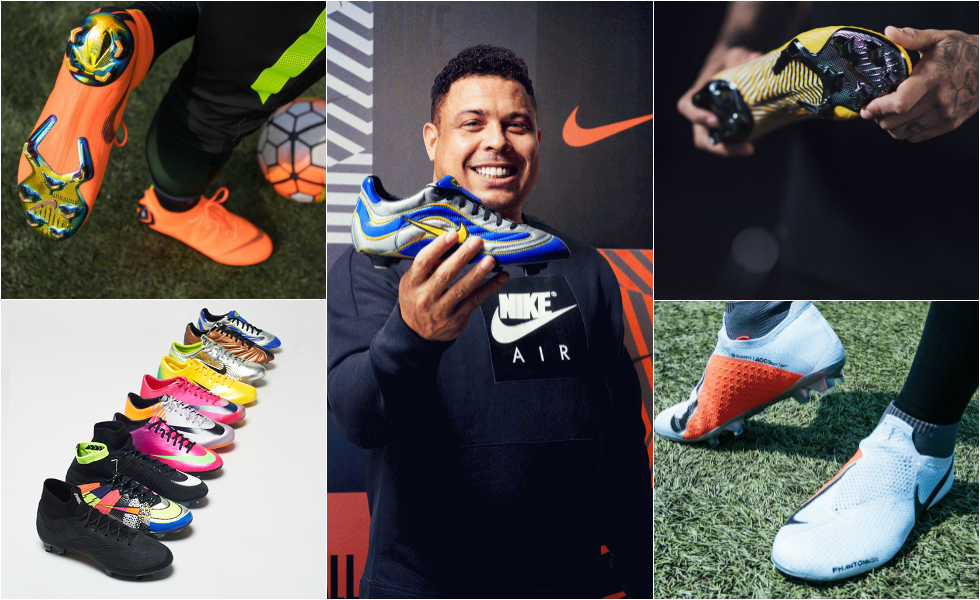 Il 2018 di Nike Football