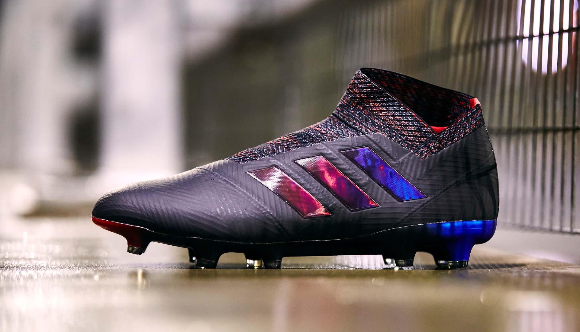 scarpe calcio nere adidas archetic pack