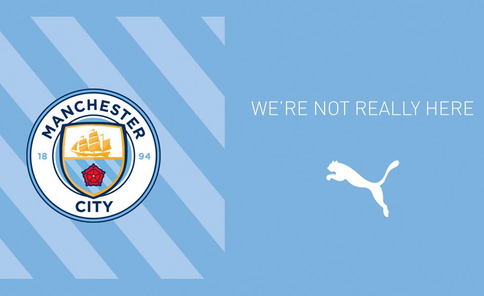 Puma e Manchester City: ora è ufficiale