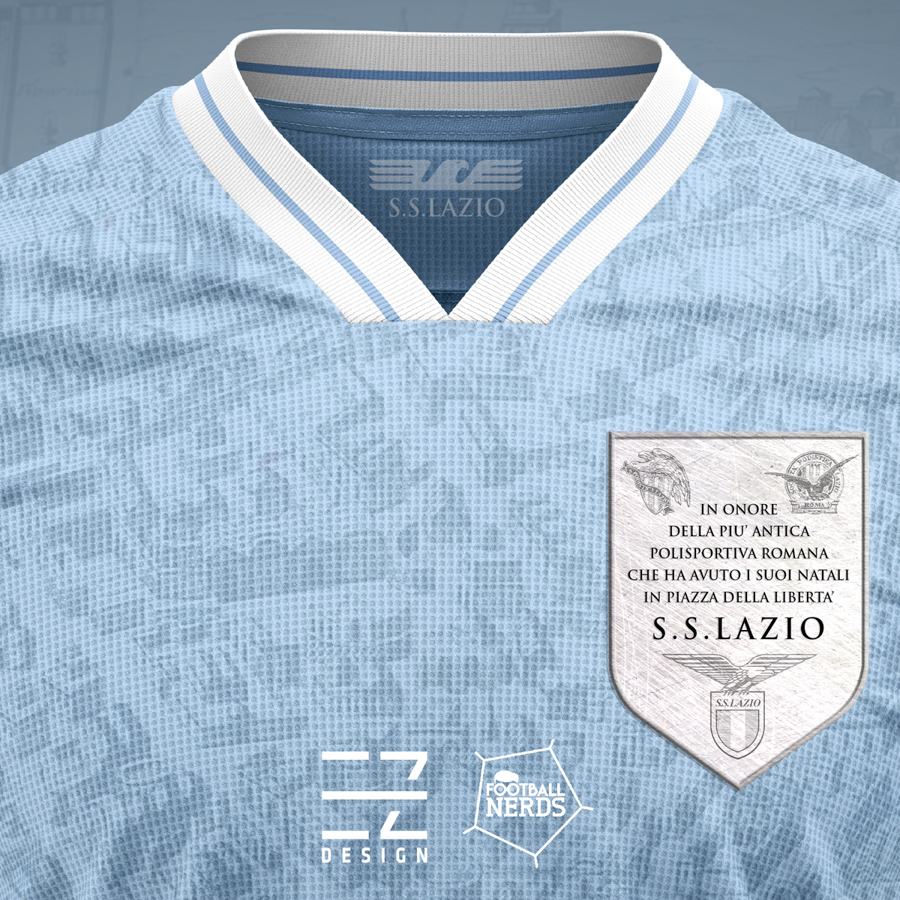 Concept Kit Maglia Lazio Derby