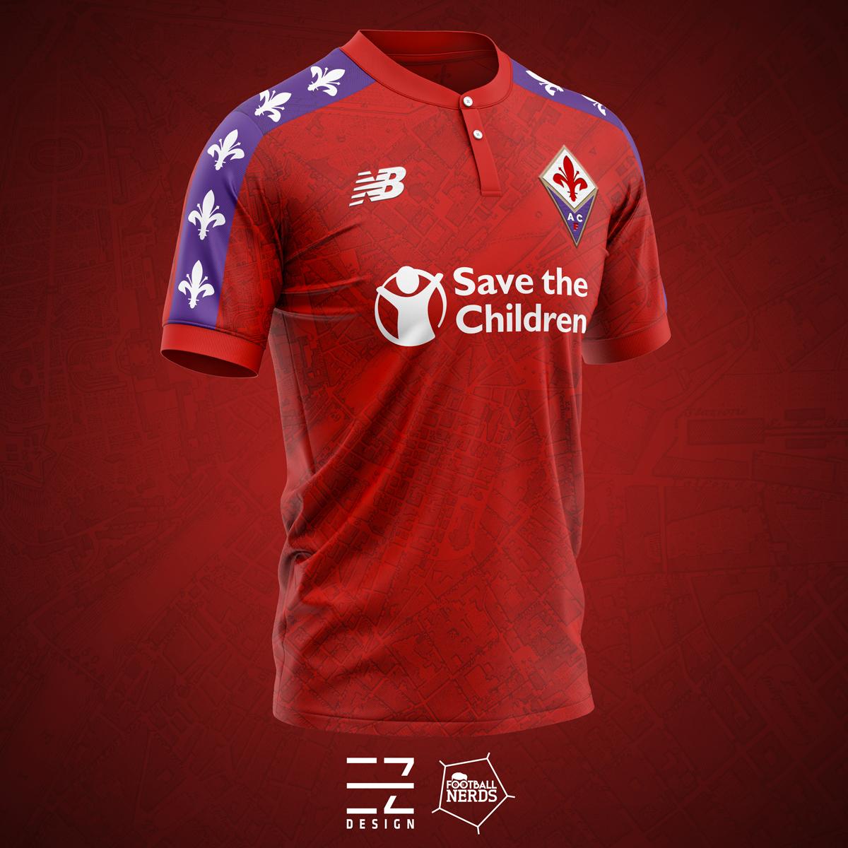 Concept Kit maglia Fiorentina 2019 2020 – New Balance -14