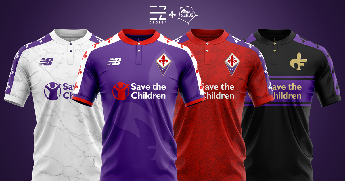 Concept Kit maglia Fiorentina 2019 2020 – New Balance -9