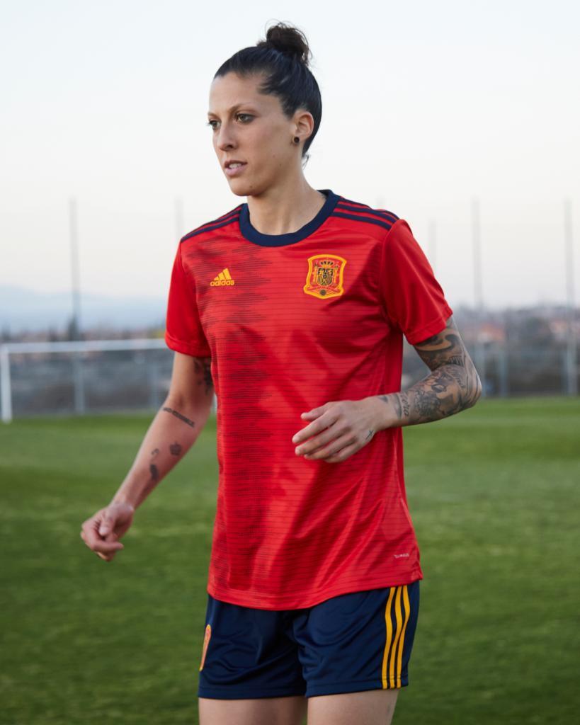 Spagna - maglie mondiale femminile 2019