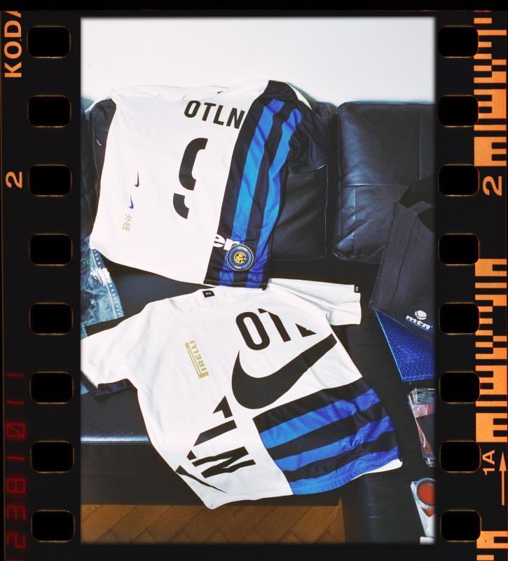 maglia inter outline studio