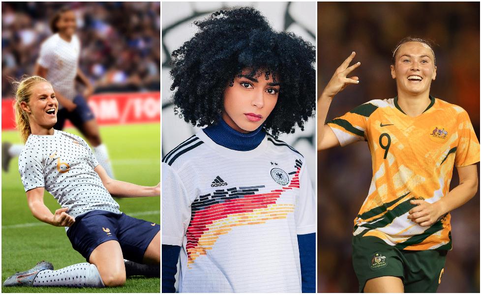Tutte le maglie del mondiale femminile 2019