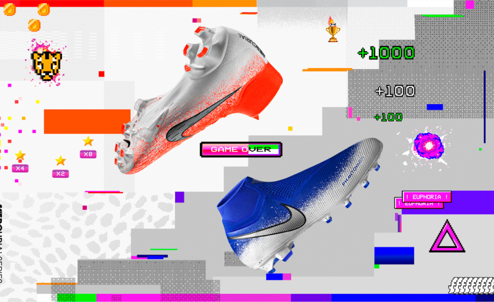Nike, ecco l'Euphoria Mode Pack
