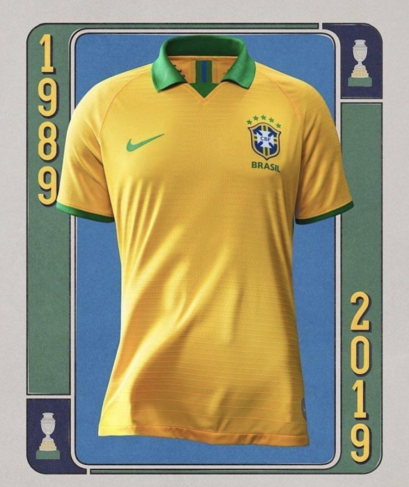 maglie copa america 2019 - brasile