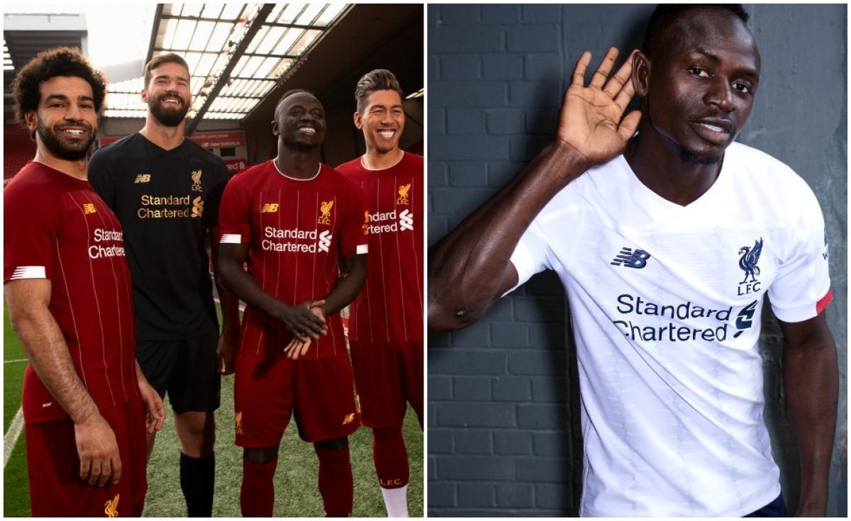 Le nuove maglie del Liverpool 2019/20