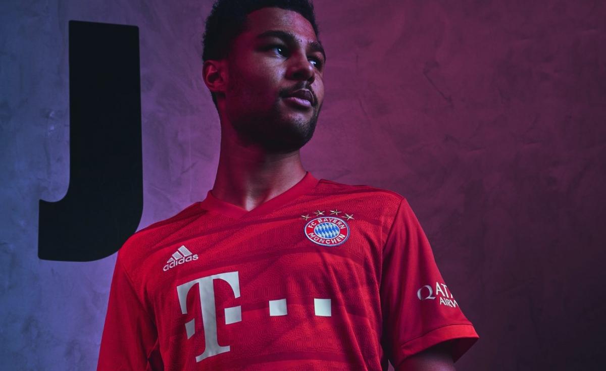Le nuove maglie home del Bayern Monaco 2019/20