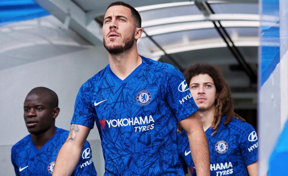 La nuova maglia Home del Chelsea 2019 2020 ispirata a Stamford Bridge