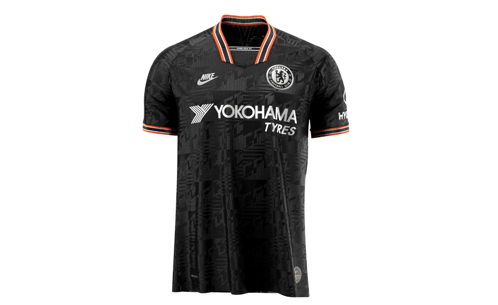 Chelsea Third Jersey with Your Name 201920 (Nike)