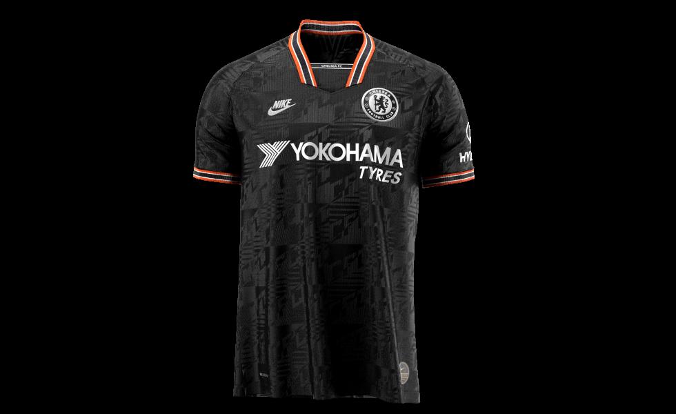 Nike, le maglie del Chelsea 2019/2020