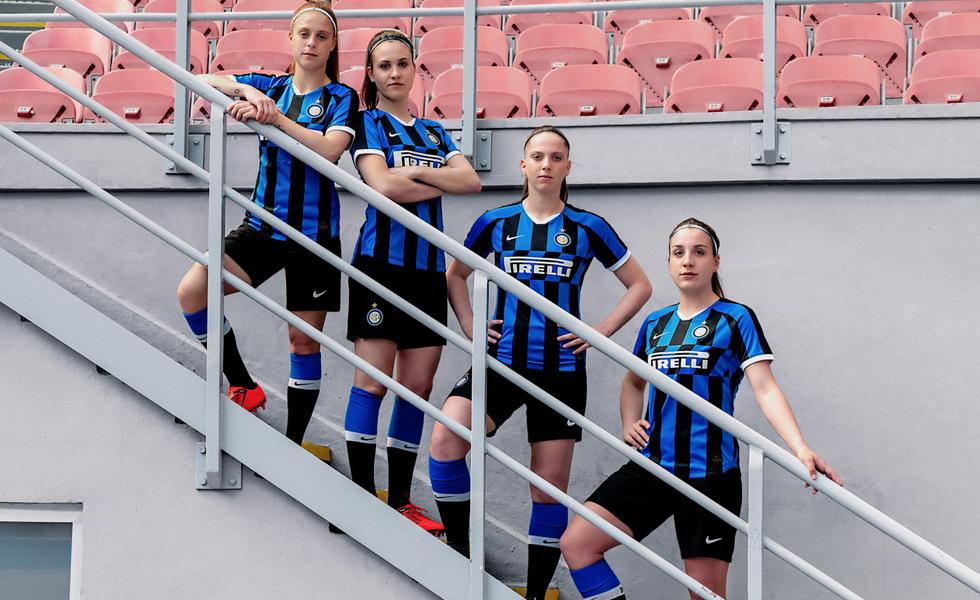Nike lancia le nuove maglie Home dell'Inter 2019 2020