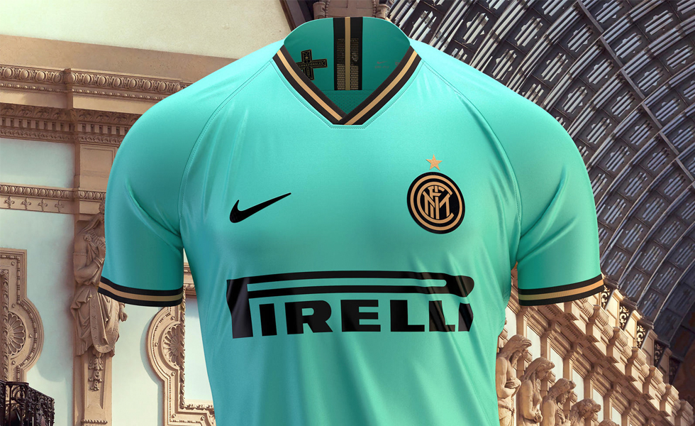 Nike, le maglie dell'Inter 2019/20