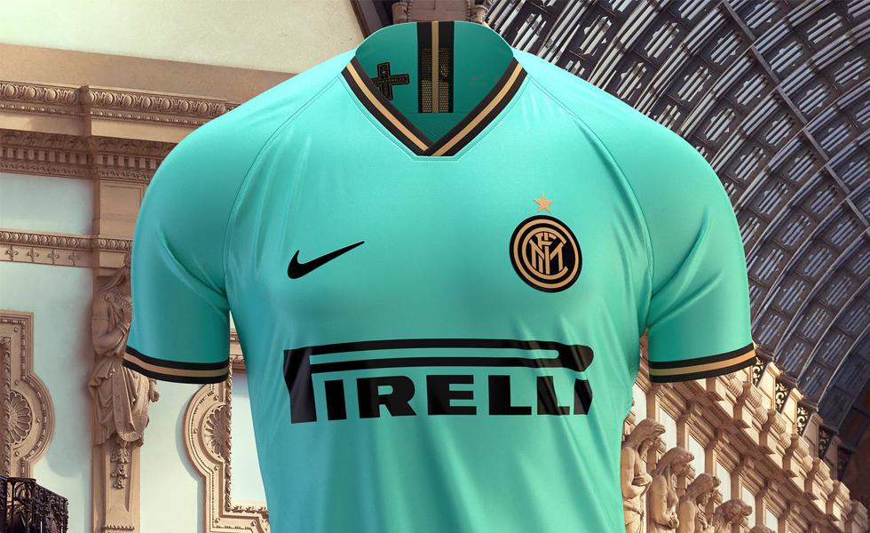 Nike, le maglie dell'Inter 2019/20