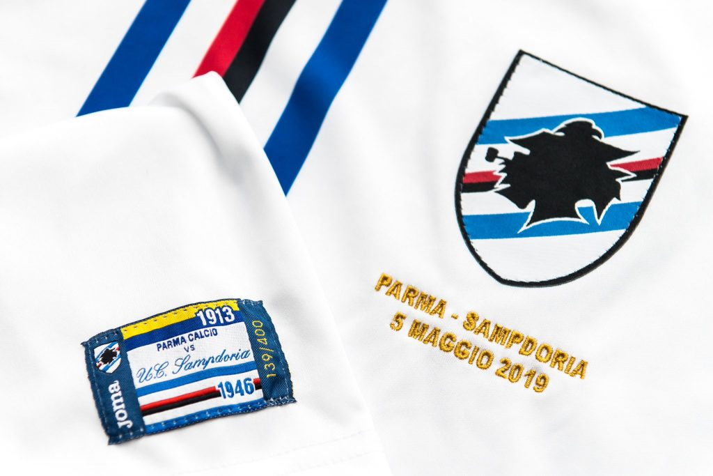 parma sampdoria maglie invertite 4