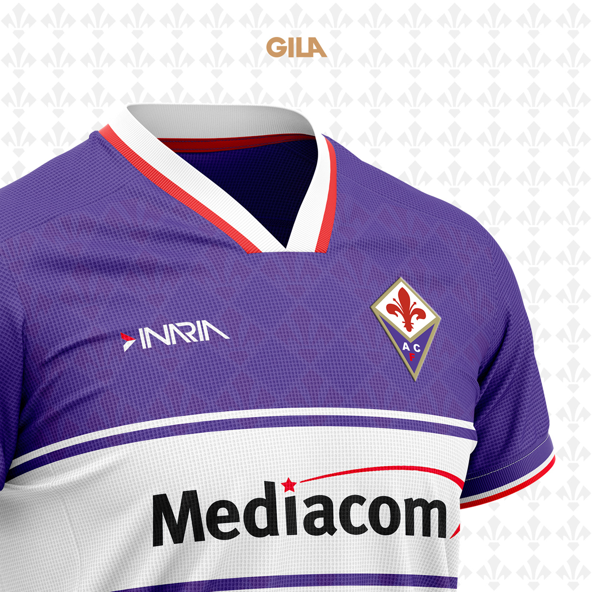 Concept Kit maglie fiorentina 2019 2020