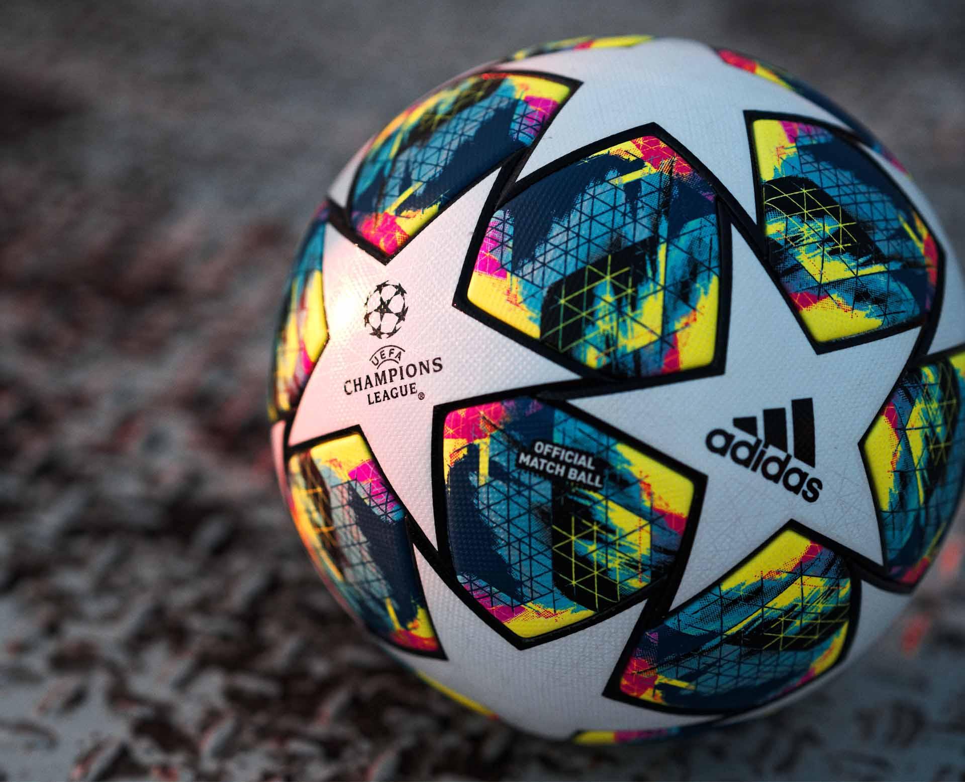 pallone champions league 2019 2020