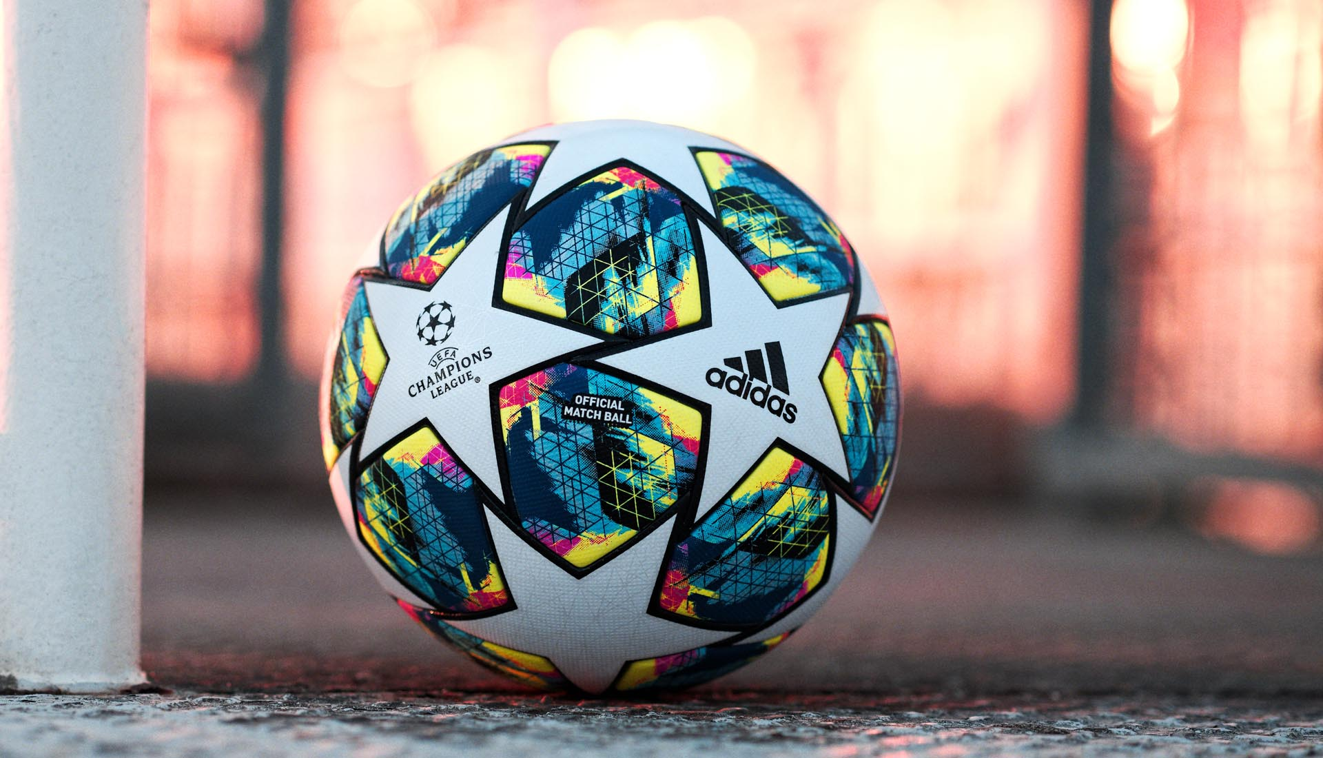pallone champions league 2019 2020
