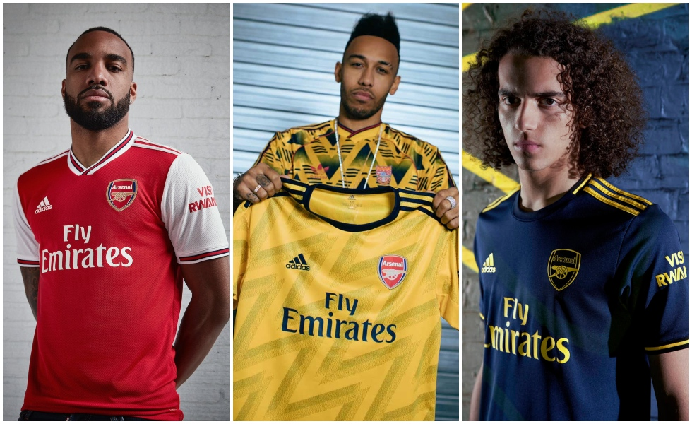 Adidas is back: le maglie dell'Arsenal 2019/20