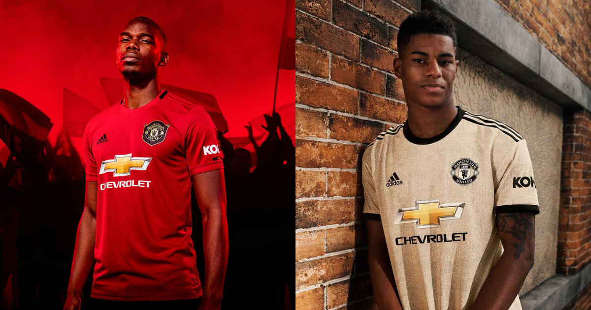 maglie manchester united 2019 2020