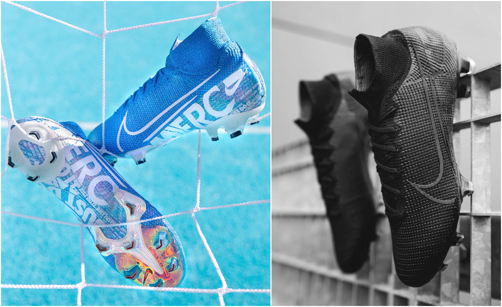 Nike lancia le Mercurial Superfly 7