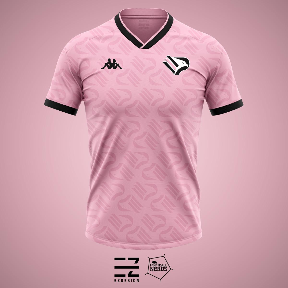 Concept Maglie Palermo 2019 2020