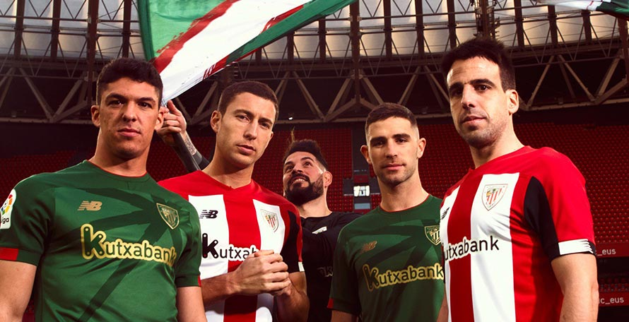 Maglie Liga Spagnola 2019 2020 - Athletic Bilbao